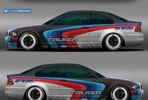 nápady na BMW