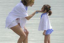 Bañadores / Culetines y bañadores para niños a juego con papa o mama!