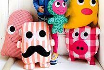 подущки -игрушки