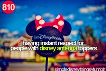 Disney Moments / Those Disney moments that only a OCD (Obsessive Compulsive Disney) person would understand. / by froggy 1001