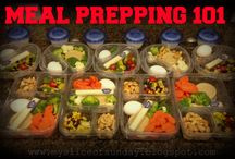 Feed me fit / Beginnings of meal planning / by Shana Donati
