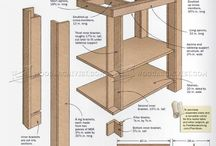 Router table plans