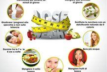 nutrizione. 14 correzzioni per  una dieta corretta