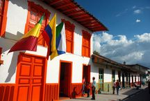 Quindio, Colombia / Visit Quindio, Colombia during your next holiday or vacation.