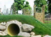 Play gardens for Kids / Fun In the garden
