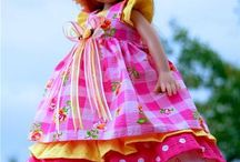 Dolls / Creative ideas for doll clothes.
