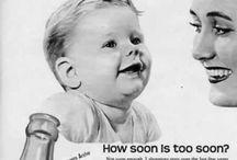 Vintage Ads...scary stuff!