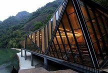 Architecture en verre