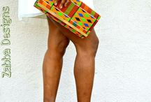 African inspired shoes and fashion