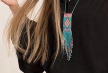 Kolye ❤ Necklace / Kolye yapımına dair fikirlere ulaşabilir, malzemeler için Hobium.com'u ziyaret edebilirsiniz. ❤ For various necklace making materials please visit Hobium.com