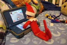 Elf on the Shelf: Tickle / by Lacie Rice Yarbrough