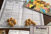 matematikk divisjon