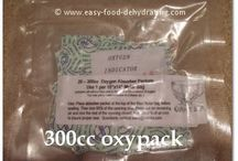 Oxygen Absorbers / Learn about their critical role in keeping your food safe - for long-term food storage!