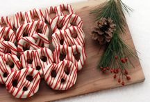 Festive treats and meals