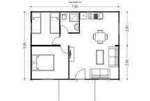planos casas exonomicas