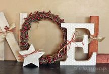 Christmass / Decoration - crafts - party - ideas