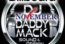 Top Billboard Hit Mix DJ Daddy Mack(c)