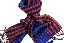 Scarf Outfit Ideas Casual / Scarf collection for different dresses and different occasions