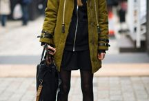 STYLE // Parka Trend