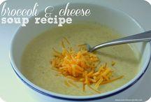 Soups {Recipes}