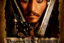 Pirates of the Carribean / one of my favourite movies :3