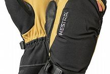 Men's Gloves & Mitts / Expedition and outdoor clothing