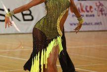 Tańce Latynoskie