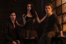 Universe of the Vampire Diares