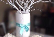 ağaç dalları süsü