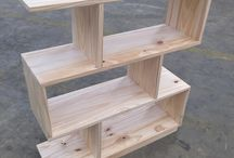 DIY Shelves / DIY shelves and shelving units, homemade or refurbished .