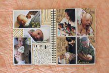 Baby journaling