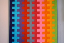 Lets quilt in solids / by Virginia Worden