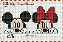 Disney aiheiset kuviot