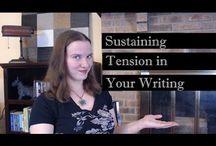 Vlog Posts: Writing Tips & Writerly Musings