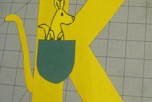 Ideas for MFW K: Kangaroo