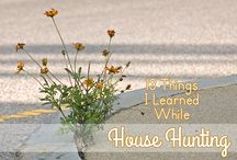 House hunting again? / by Heather Bubel