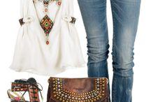 Boho Vintage Fashion for my Soul