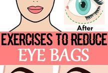 ochii exerciții fizice