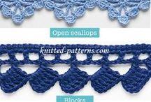 crochet how to...en steken