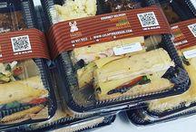 Corporate lunch ideas