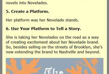 Publicity Tips for Authors / Publicity tips / by Shirleen Davies, Author