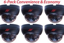 Video Surveillance Clearance / A wide variety of video surveillance products with huge discounts. Contact ATV Sales ( sales@atvideo.com ) for special pricing on these items.