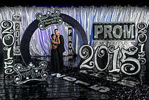 Prom Theme - Glittering Glamour / This is the Year for Glitter & Glam! / by Stumps Party