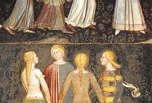 Arte Medioevale ❤️
