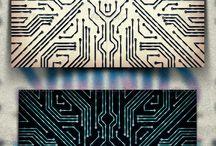 futuristic poster design