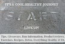 #CoolJourney Healthier Lifestyle & Fitness / Healthier choices and fitness ideas