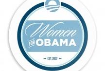 Women for Obama / by Judi Bridges