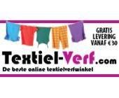 Textielverf en zeefdrukken