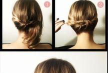 Hair / by Mary Aguilar