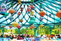 Disneyland París / ¡El reino mágico de Disney para toda la familia! Descubre todo lo que os ofrece este parque temático.